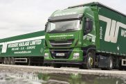 Woodside Haulage hits the gas with Stralis NP