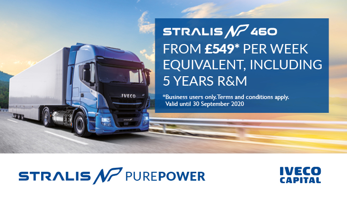 Stralis NP Operating Lease