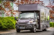 IVECO's 7.2-tonne Daily Hi-Matic plays a starring role for Zest4.TV