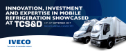 IVECO to showcase mobile refrigeration innovation at TCS&D Event 2017